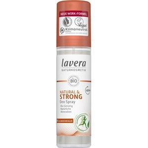 Lavera Körperpflege Body SPA Deodorants Natural & Strong Deodorant Spray 75 ml