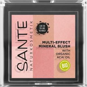Sante Naturkosmetik Teint Rouge & Bronzer Multi-Effect Mineral Blush 8 g