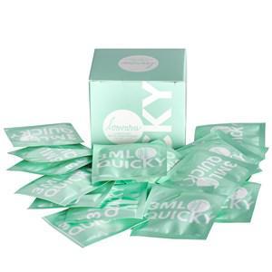 Loovara Lust & Liebe Gleitgel Quicky Box Gleitgel auf Wasserbasis & Panthenol 20 x 3 ml