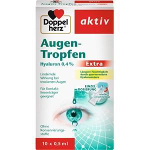 Doppelherz Gesundheit Augen Augentropfen 10 x 0,50 ml