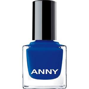 ANNY Nägel Nagellack Blue Nail Polish Nr. 385 Blue Bikini Girl 15 ml