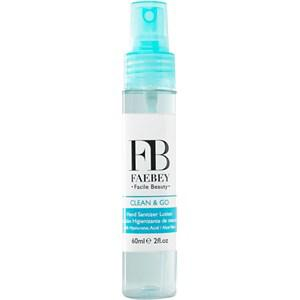 FAEBEY Pflege Lotion Clean + Go Hand Lotion 60 ml