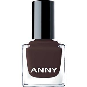 ANNY Nägel Nagellack Black Nail Polish Nr. 346 Deep Black Chief 15 ml