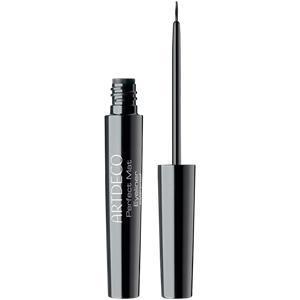 ARTDECO Augen Eyeliner & Kajal Perfect Mat Eyeliner Waterproof Nr. 71 Black 4,50 ml
