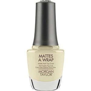 Morgan Taylor Nägel Nagellack Matte Nail Top Coat 15 ml