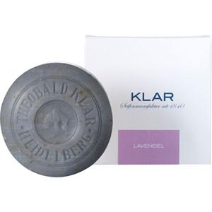 Klar Seifen Pflege Seifen Seife Lavendel 150 g
