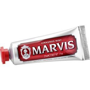 Marvis Pflege Zahnpflege Zahncreme Cinnamon Mint 25 ml