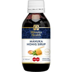 Manuka Health Gesundheit Manuka Honig MGO 250+ Manuka Honig Sirup 100 ml