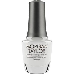 Morgan Taylor Nägel Nagellack White & Nude Collection Nagellack Nr. 02 Seashell 15 ml