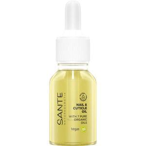 Sante Naturkosmetik Nägel Nagelpflege Nail & Cuticle Oil 15 ml