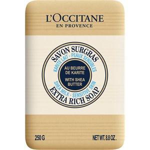 L'Occitane Pflege Karité Seife Milch 250 g