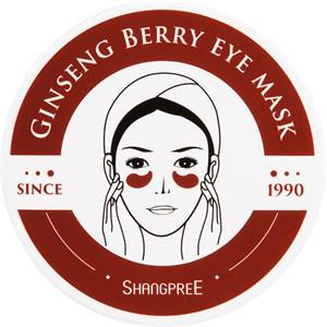 Shangpree Gesichtspflege Masken Ginseng Berry Eye Mask 1 Stk.