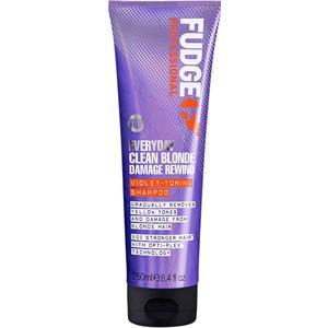 Fudge Haarpflege Shampoos Everyday Clean Blond Shampoo 250 ml