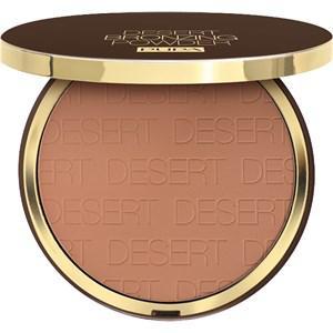 PUPA Milano Teint Bronzer Desert Bronzing Powder No. 002 Honey Gold 30 g