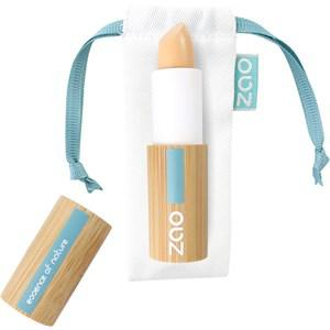zao Gesicht Primer & Concealer Bamboo Concealer Stick Nr. 499 Green Anti Red Patches 3,50 g