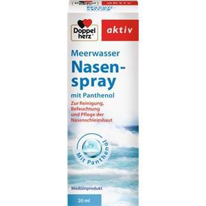 Doppelherz Gesundheit Erkältung Meerwasser Nasenspray Panthenol 20 ml