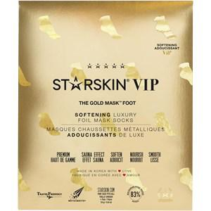 StarSkin Masken Hand & Fuß VIP - The Gold Mask Softening Foot Mask Socks 1 Stk.