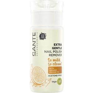 Sante Naturkosmetik Nägel Nagelpflege Nail Polish Remover 100 ml