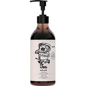 Yope Pflege Seifen Tea and Mint Natural Liquid Soap 500 ml