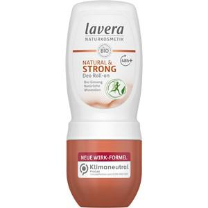 Lavera Körperpflege Body SPA Deodorants Natural & Strong Deodorant Roll-on 50 ml