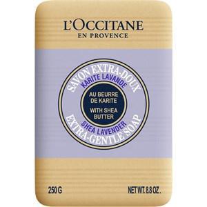 L'Occitane Pflege Karité Seife Lavendel 100 g