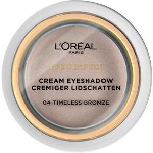 L'Oréal Paris Augen Make-up Lidschatten Cremiger Lidschatten Nr. 05 Opulent Plum 4 ml