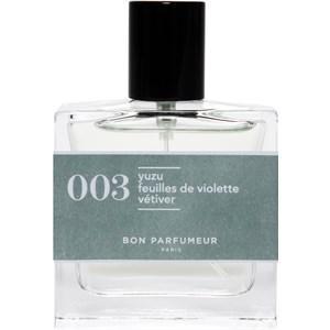 BON PARFUMEUR Collection Cologne Nr. 003 Eau de Parfum Spray 15 ml