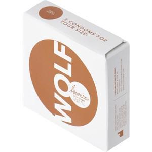 Loovara Lust & Liebe Kondome Wolf Kondom Größe 57 12 Stk.