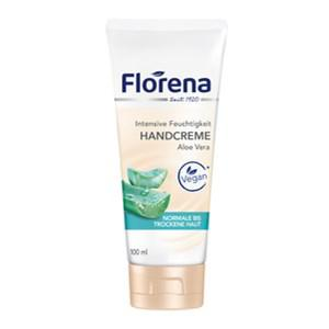 Florena Pflege Handpflege Handcreme Aloe Vera 100 ml