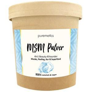 puremetics Pflege Peeling & Masken MSM-Pulver 200 g