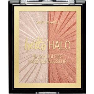 wet n wild Gesicht Bronzer & Highlighter Hello Halo Blushlighter Highlight Bling 60 g