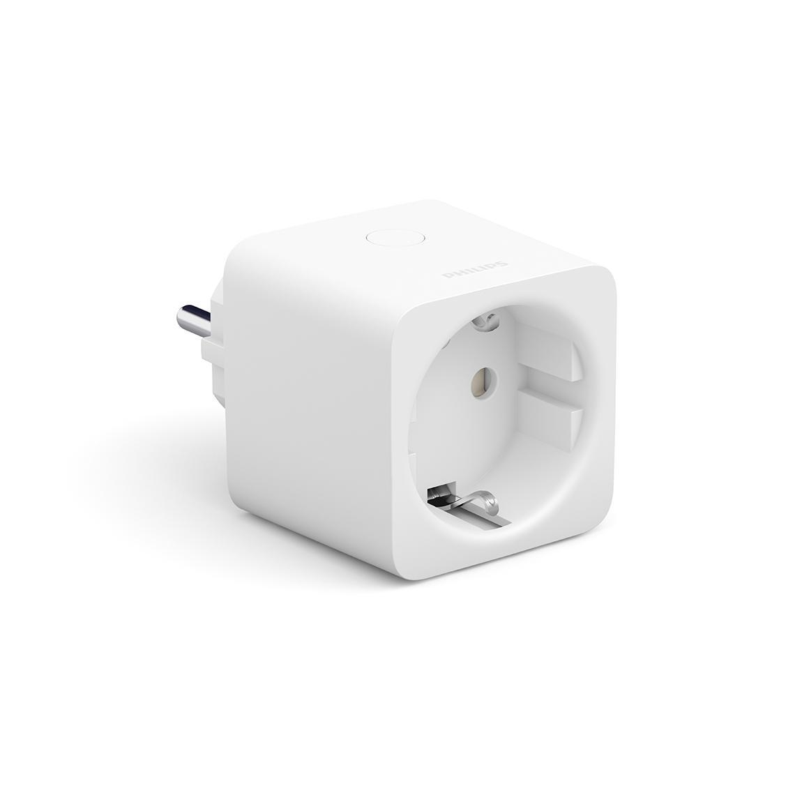 Philips Hue Smart Plug - Smarte Steckdose - Weiß