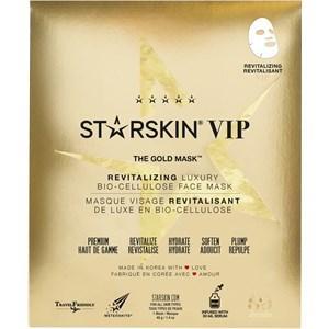 StarSkin Masken Tuchmaske VIP - The Gold Mask Revitalizing Face Mask 1 Stk.