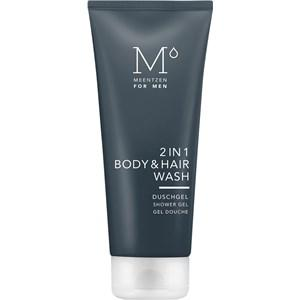 Charlotte Meentzen Herrenpflege Meentzen For Men 2in1 Body & Hair Wash 200 ml
