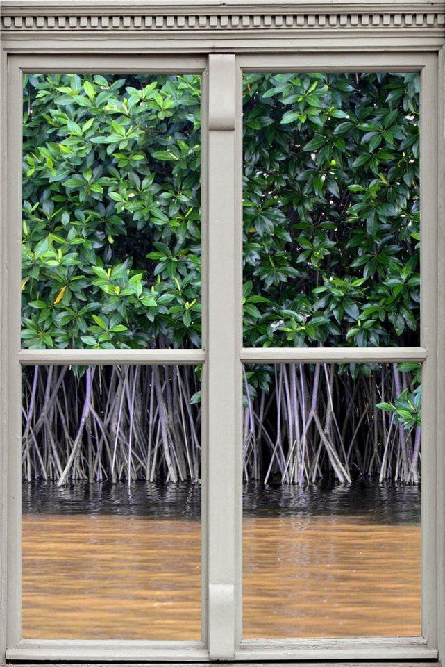 queence Wandsticker »Mangroven«