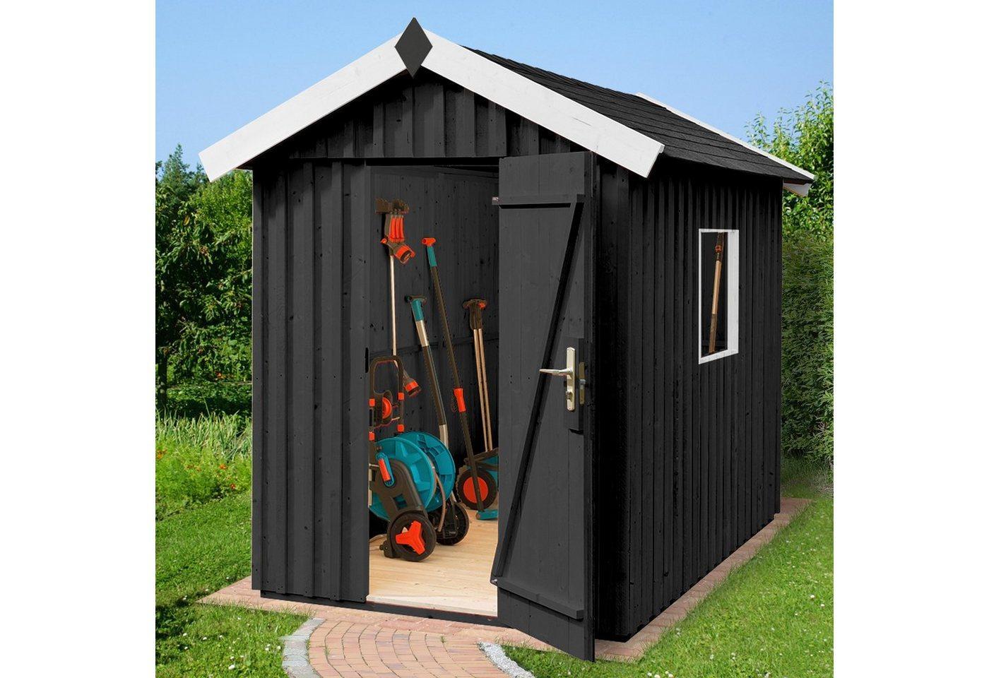 weka Gartenhaus »Schwedenhaus«, BxT: 200x208 cm