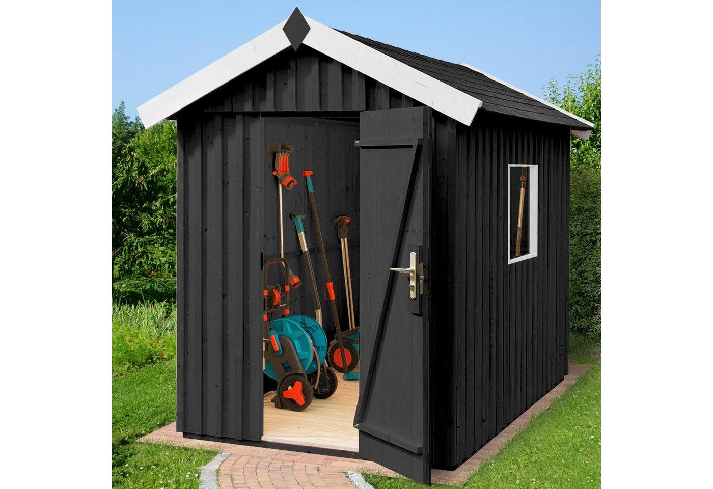 weka Gartenhaus »Schwedenhaus«, BxT: 200x286 cm