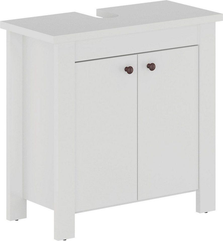 welltime Waschbeckenunterschrank »Keri«