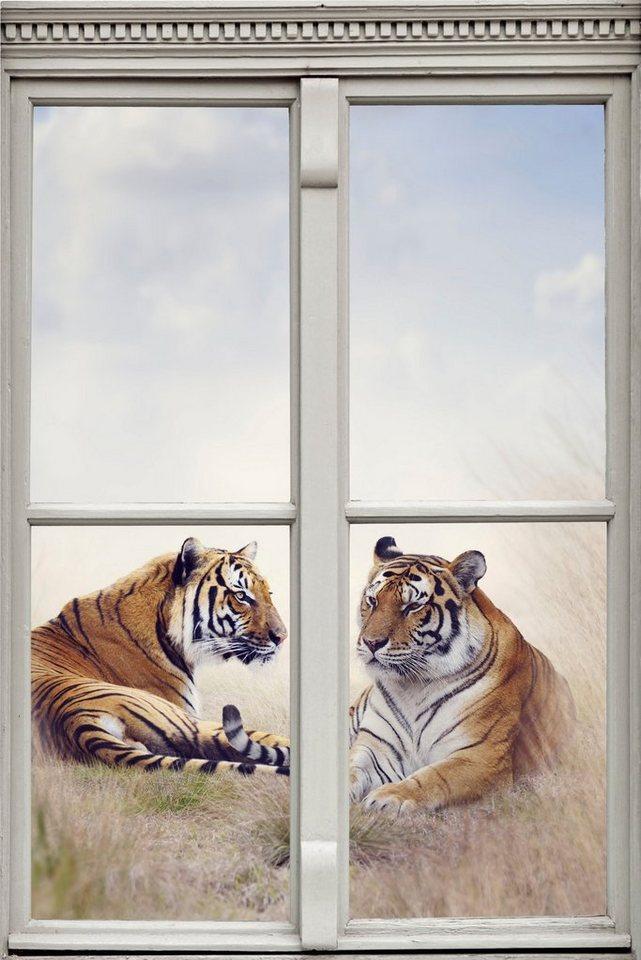 queence Wandsticker »Tiger«
