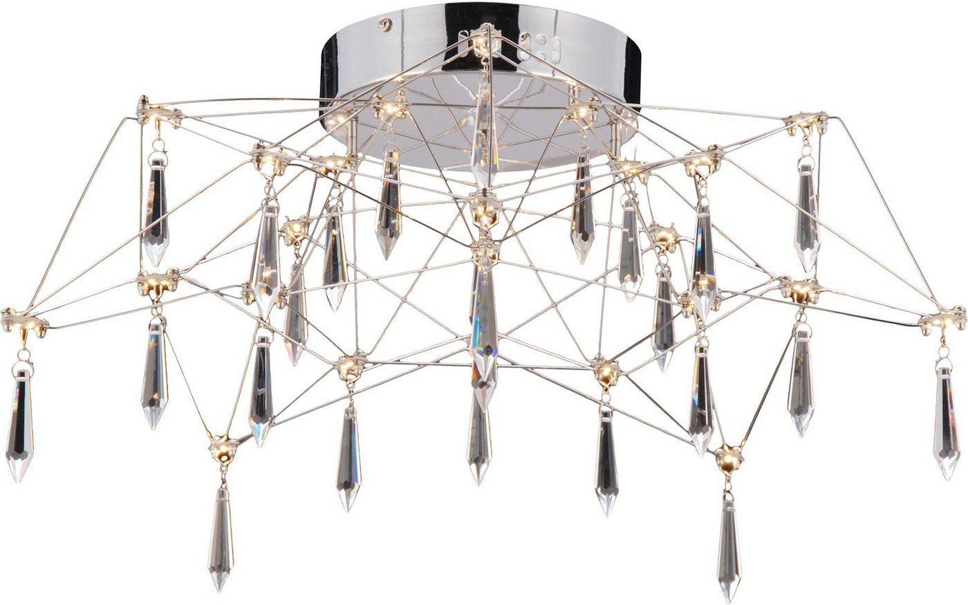 näve LED Deckenleuchte »Araneus«, LED Deckenlampe