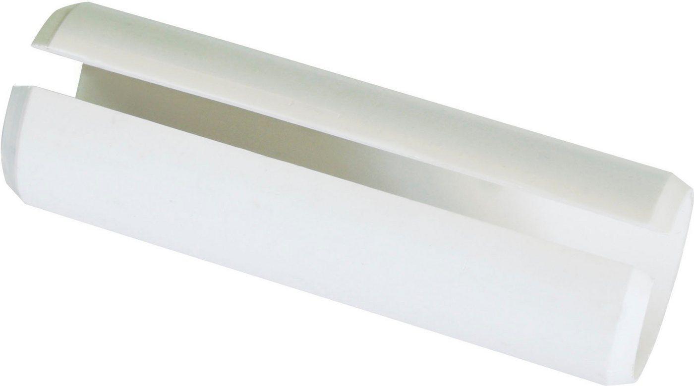 Gardinenstangenhalter »Gardinenstangen-Verbinder für Ø 28 mm«, GARDINIA, Gardinenstangen, (1-St), Serie Bifo
