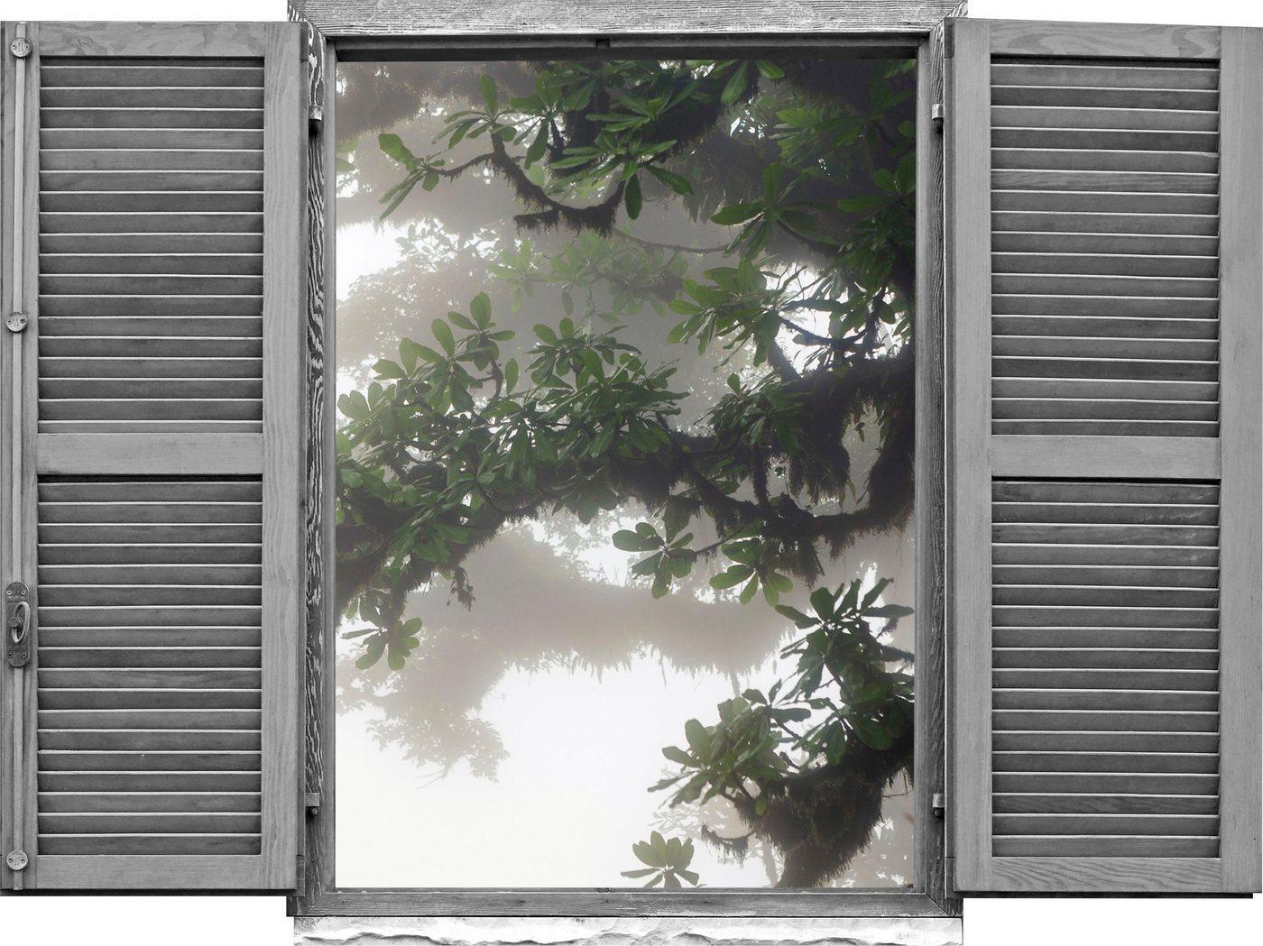 queence Wandtattoo »Asiatischer Baum« (1 Stück)