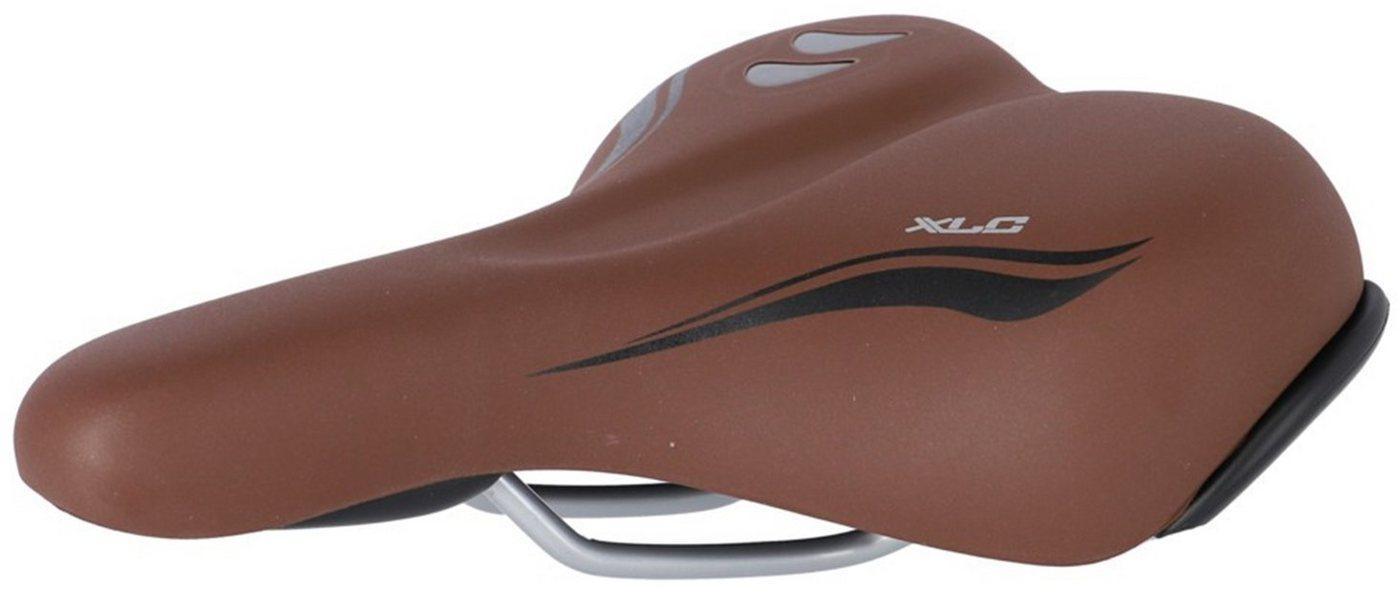 XLC Fahrradsattel »Touren-/City-Sattel All Season SA-A24«