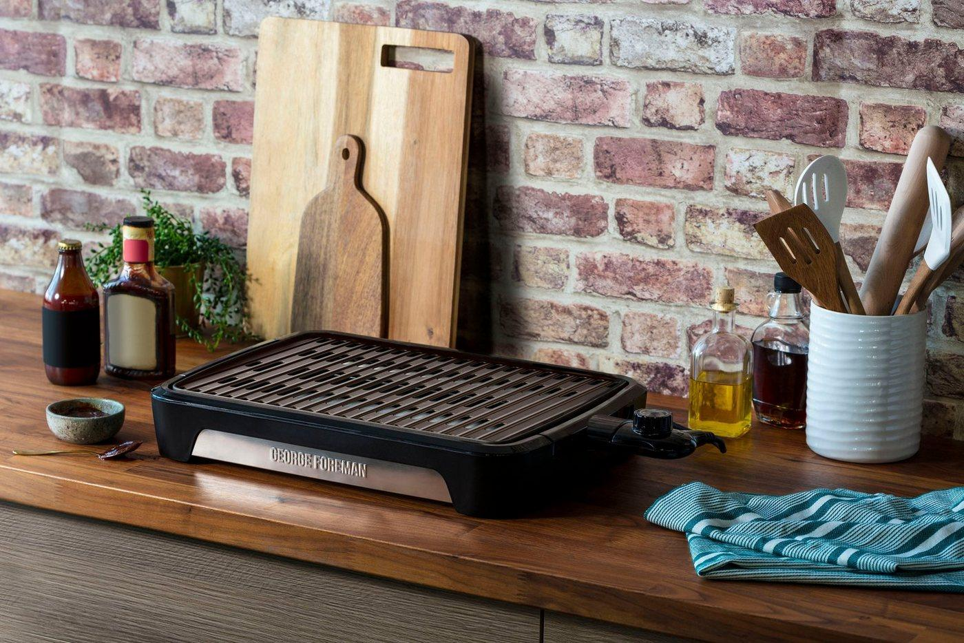 RUSSELL HOBBS Tischgrill 25850-56 Smokeless BBQ Grill, 1600 W