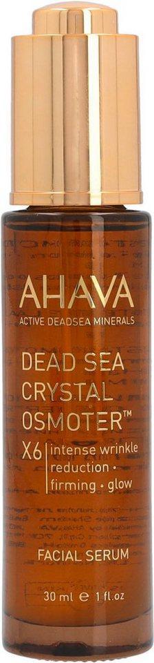AHAVA Anti-Falten-Serum »DSOC Dead Sea Crystal Osmoter X6«