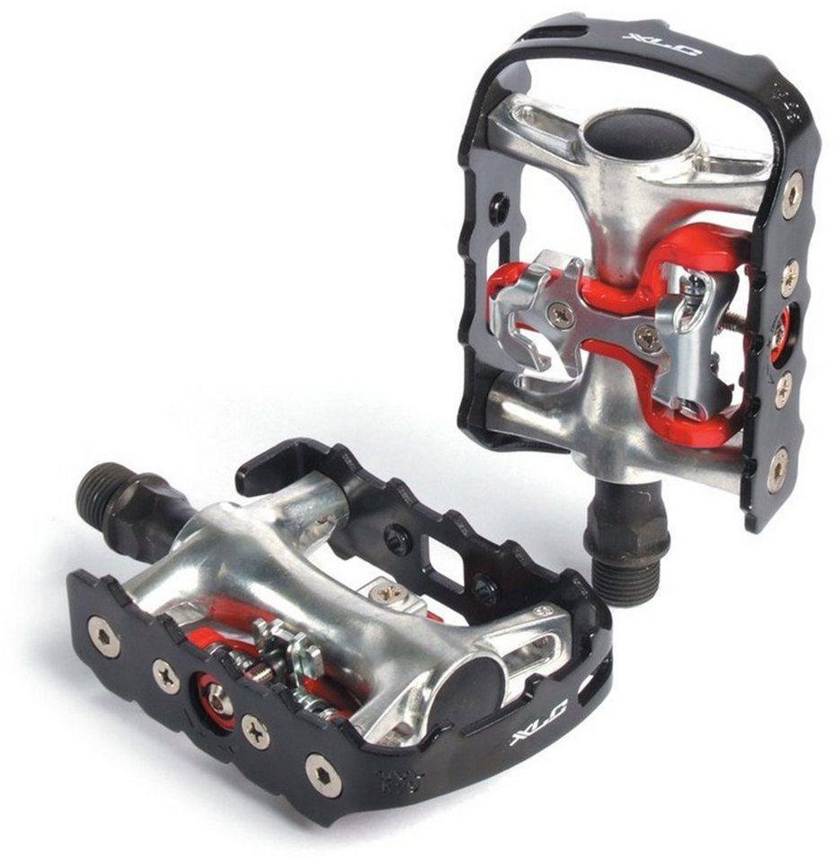XLC Fahrradpedale »XLC System-Pedal MTB PD-S01«