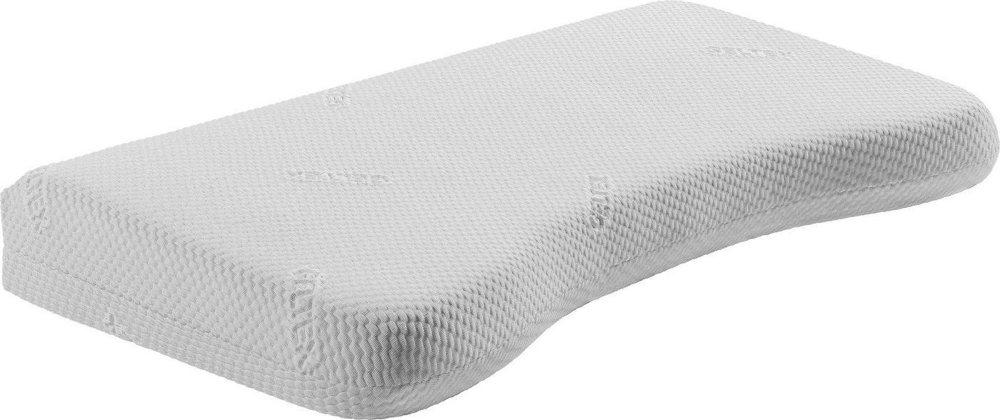 Bauchschläferkissen, »GELTEX® Kissen Flat«, Schlaraffia, (1-tlg), mit GELTEX® Technologie