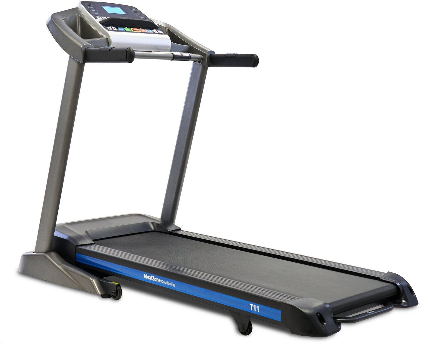 Horizon Fitness Laufband »T-11«, grau