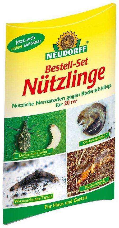 Neudorff Pflanzenschutzmittel »Nematoden«, 1-St., für 20 m²