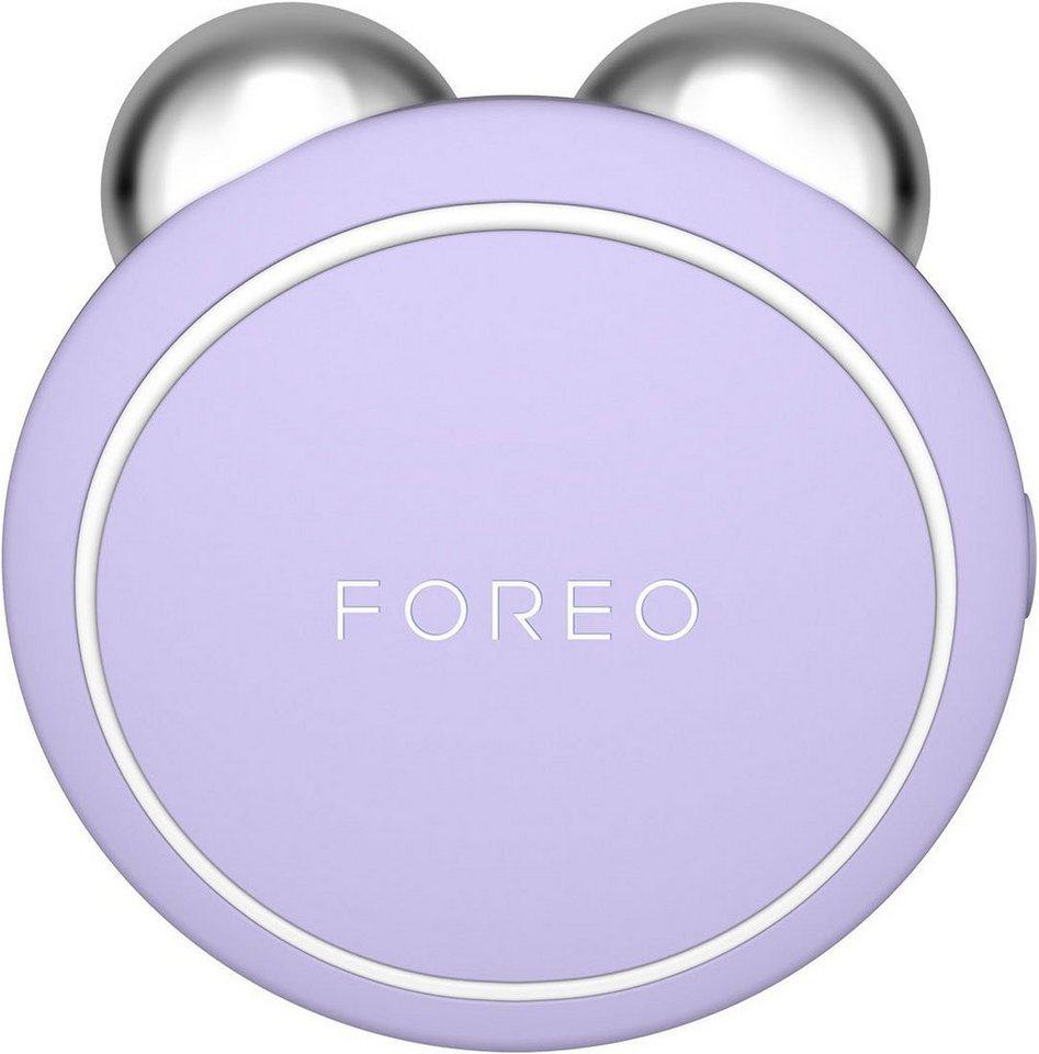 FOREO Anti-Aging-Gerät »BEAR Mini«, Gerät zur Gesichtsstraffung, lila